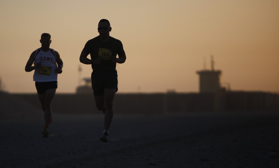 beh jogging