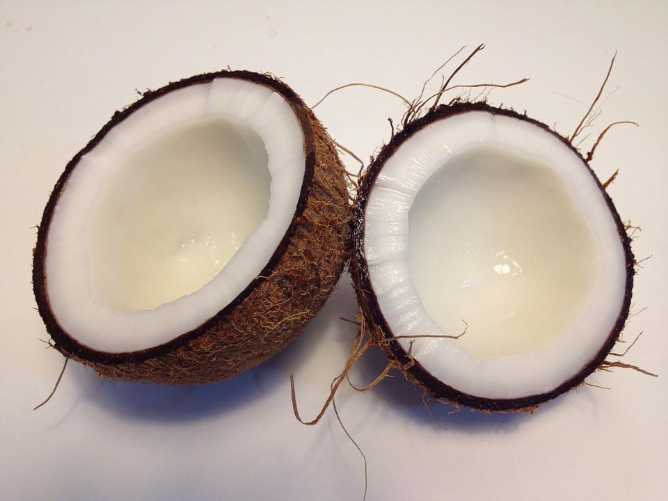 kokos - není tuk jako tuk