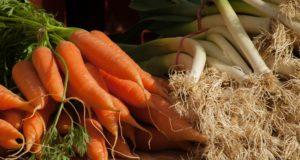 Zdravá kořenová zelenina