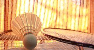 Proč hrát badminton
