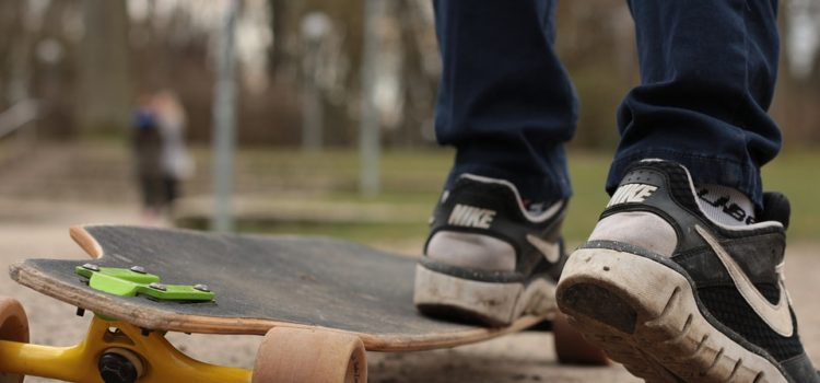 Jak vybrat skateboard
