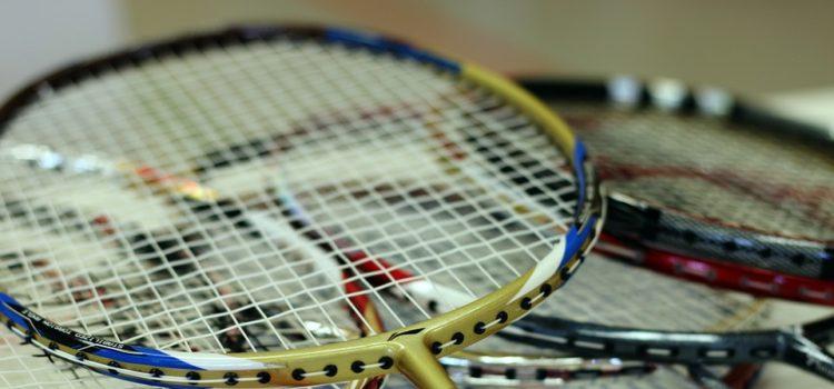 Jak vybrat raketu na badminton