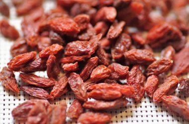 Zkuste to s goji, superpotravinou podporující zdraví